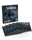 Games Workshop - GAW Adeptus Titanicus - Command Terminal Pack: Acastus Knight