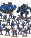 Games Workshop - GAW Warhammer 40k - Space Marines - Interdiction Force Battleforce - NO REBATE