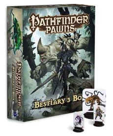 Paizo, Inc. - PZO Pathfinder: Pawns - Beastiary 3 Box
