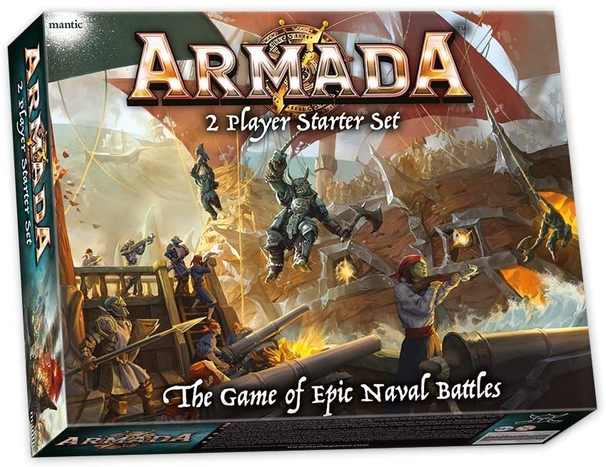 Kings of War: Armada is ready to ship!