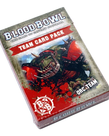 Games Workshop - GAW Blood Bowl - Orc - Team Card Pack