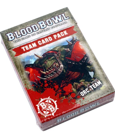 Games Workshop - GAW Orc Team - Team Card Pack