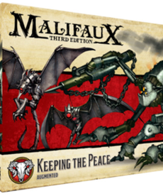 Wyrd Miniatures - WYR Malifaux 3E - Guild - Keeping the Peace