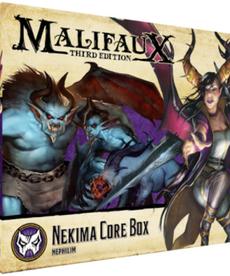 Wyrd Miniatures - WYR Malifaux 3E - Neverborn - Nekima Core Box