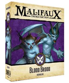 Wyrd Miniatures - WYR Malifaux 3E - Neverborn - Blood Brood