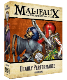Wyrd Miniatures - WYR Malifaux 3E - Ten Thunders - Deadly Performance