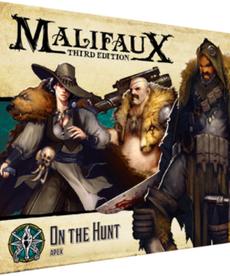 Wyrd Miniatures - WYR Malifaxu 3E - Explorer's Society - On the Hunt