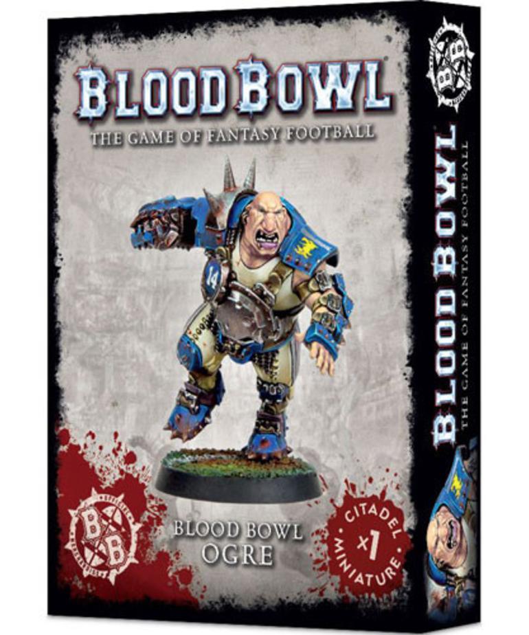 Games Workshop - GAW Blood Bowl - Ogre