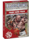 Games Workshop - GAW Blood Bowl - Ogre Team - Team Card Pack