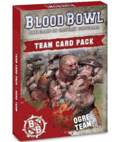 Games Workshop - GAW Ogre Team - Team Card Pack