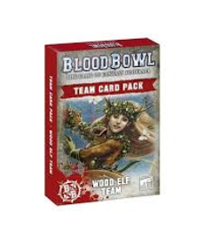 Games Workshop - GAW Wood Elf Team - Team Card Pack