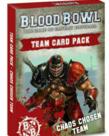 Games Workshop - GAW Blood Bowl - Chaos Chosen - Team Card Pack