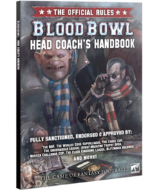 Games Workshop - GAW Head Coach's Rules & Accessories Pack