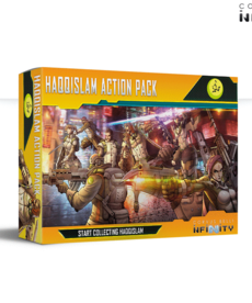 Corvus Belli - CVB Haqqislam Action Pack