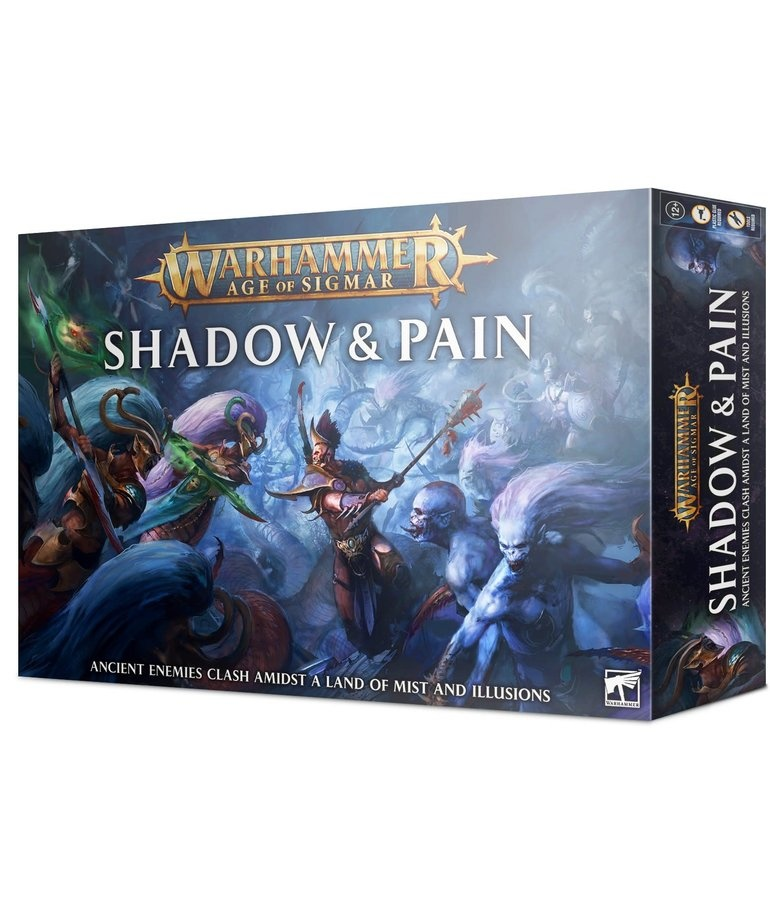 Shadow & Pain price reduction!