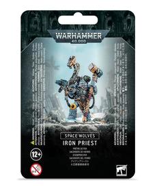 Games Workshop - GAW Iron Priest