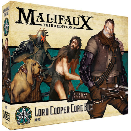 New releases now in stock for Malifaux!