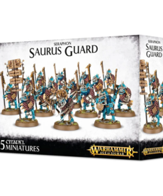 Games Workshop - GAW Saurus Guard