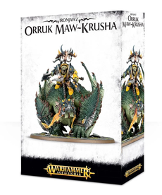 Games Workshop - GAW Orruk Maw-Krusha