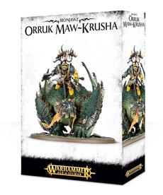 Games Workshop - GAW Orruk Warclans - Orruk Maw-Krusha