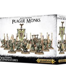 Games Workshop - GAW Skaven Pestilens - Plague Monks