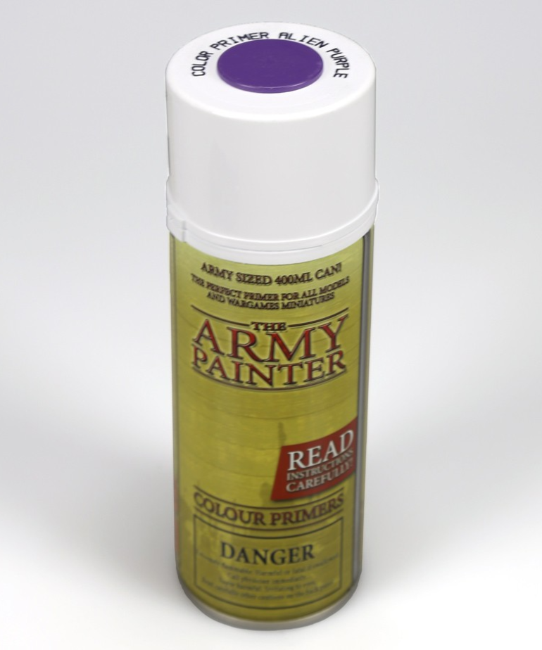 The Army Painter - AMY The Army Painter - Colour Primer Spray - Alien Purple