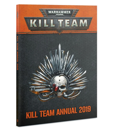 Games Workshop - GAW Kill Team Annual - 2019 Edition