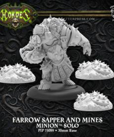 Privateer Press - PIP Farrow Sapper & Mines