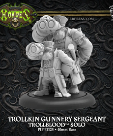 Privateer Press - PIP Trollkin Gunnery Sergeant