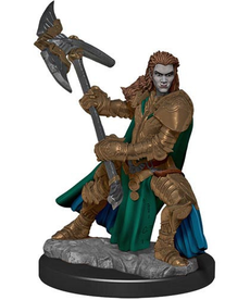 WizKids - WZK Female Half-Orc Fighter