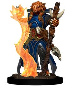 WizKids - WZK Female Dragonborn Sorcerer