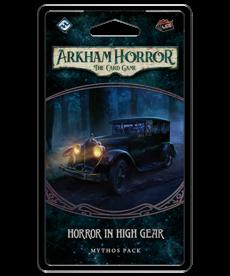 Fantasy Flight Games - FFG Arkham Horror: The Card Game - Horror in High Gear - Mythos Pack