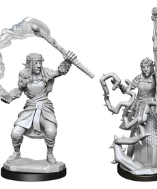 WizKids - WZK Female Firbolg Druid
