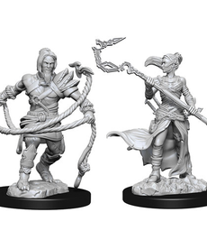 WizKids - WZK Stoneforge Mystic & Kor Hookmaster