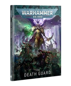 Games Workshop - GAW Codex: Death Guard PRESALE 01/23/2021