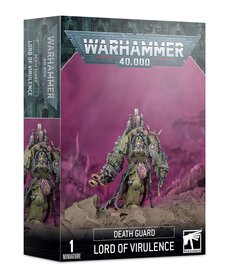 Games Workshop - GAW Death Guard - Lord of Virulence