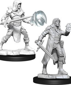 WizKids - WZK Male Multiclass Fighter & Wizard