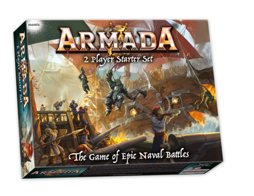 Kings of War: Armada - Two Player Starter