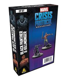 Atomic Mass Games - AMG Black Panther & Killmonger