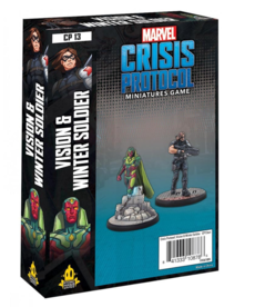 Atomic Mass Games - AMG Vision & Winter Soldier