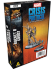 Atomic Mass Games - AMG Marvel: Crisis Protocol - Rocket & Groot - Character Pack