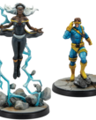 Atomic Mass Games - AMG Marvel: Crisis Protocol - Cyclops & Storm - Character Pack