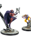 Atomic Mass Games - AMG Marvel: Crisis Protocol - Magneto & Toad - Character Pack