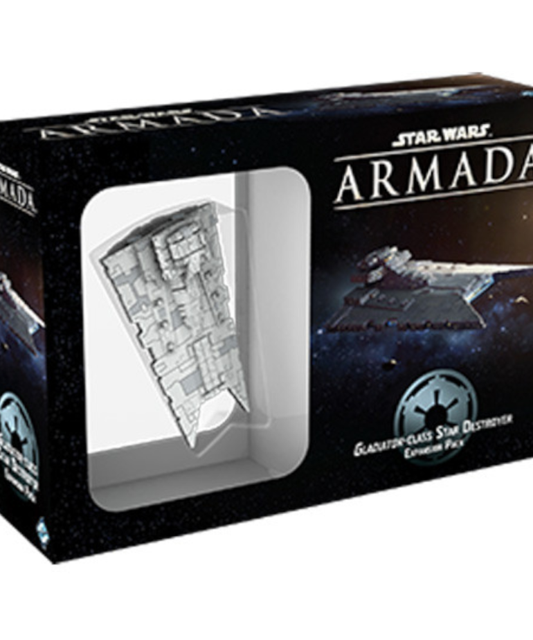 Atomic Mass Games - AMG Star Wars: Armada - Gladiator-Class Star Destroyer - Imperial Expansion Pack