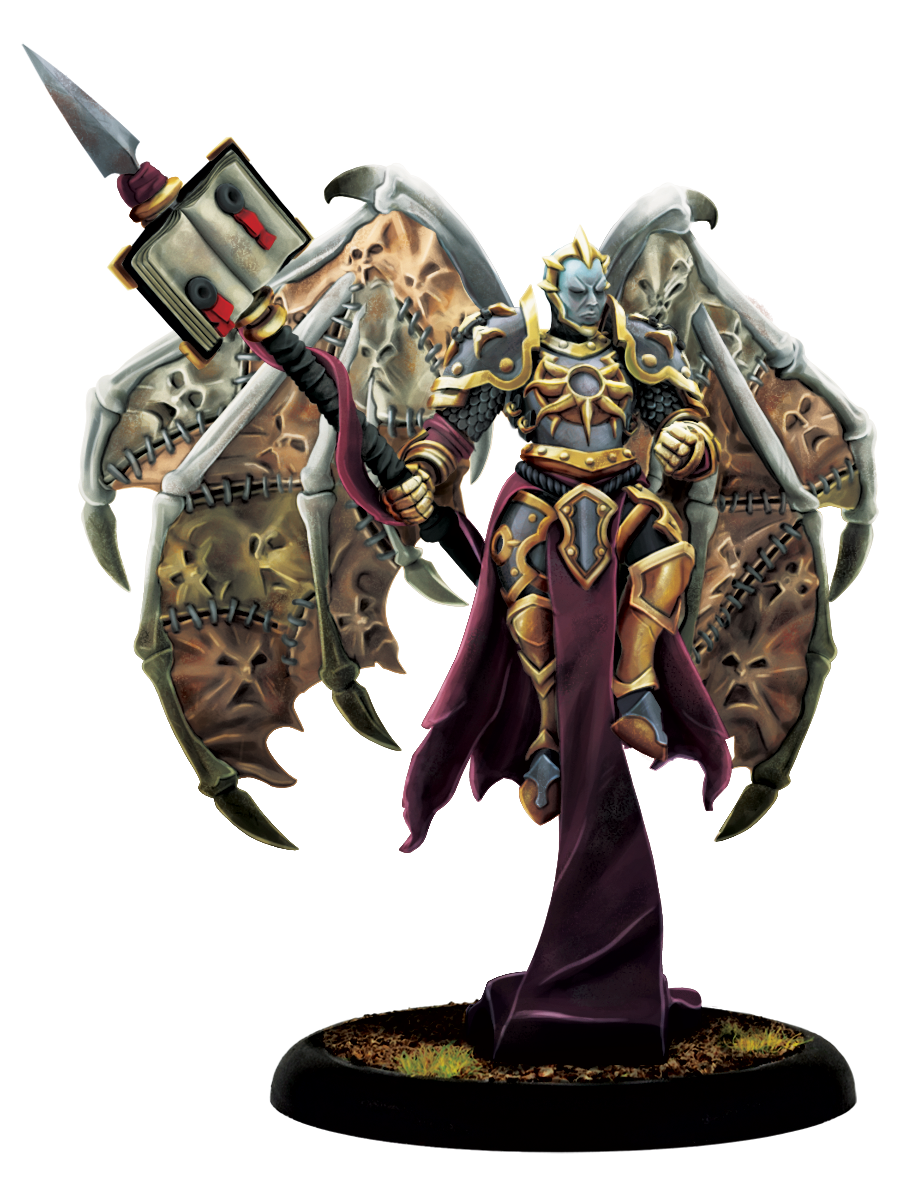 Privateer Press new releases!