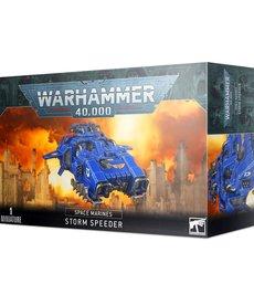 Games Workshop - GAW Space Marines - Storm Speeder