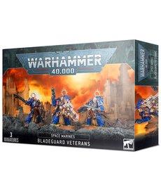 Games Workshop - GAW Space Marines - Bladeguard Veterans