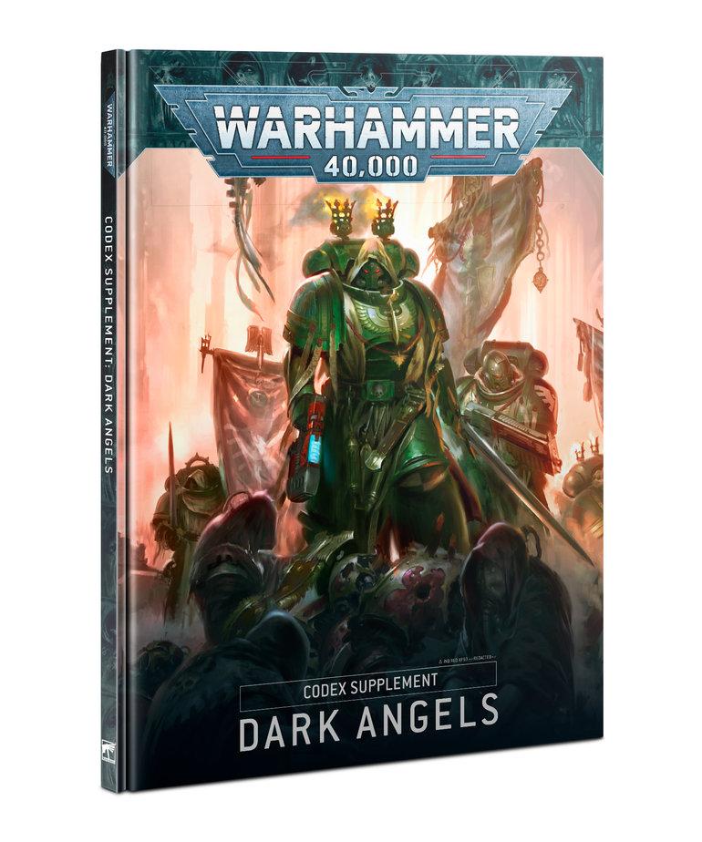 Games Workshop - GAW Warhammer 40K - Codex Supplement - Dark Angels