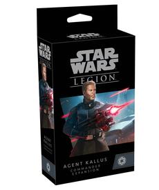 Atomic Mass Games - AMG Agent Kallus