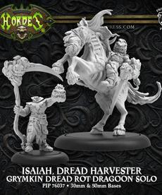 Privateer Press - PIP Isiah, Dread Harvester
